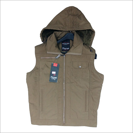 Men Sleeveless Jacket