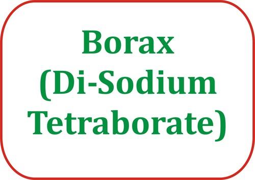 Borax (Di-Sodium Tetraborate)