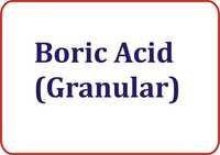 Boric Acid (Granular)