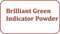Brilliant Green Indicator Powder