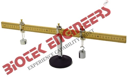 Lever Apparatus (with Weights)