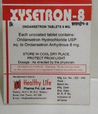 Xysetron 8 Tablets   (Ondansetron Tablets  8 Mg)