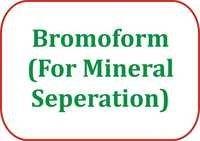 Bromoform (For Mineral Seperation)