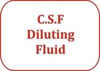 C.S.F Diluting Fluid