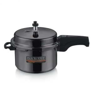 Hard Anodized Outer Lid Cooker