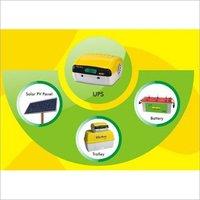 Solar Inverters & UPS