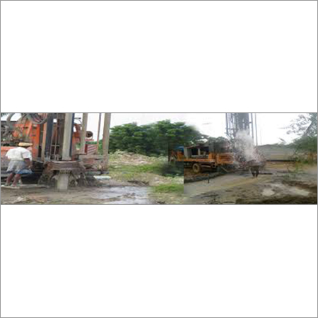 Borewell Dewatering Services