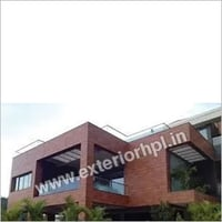 HPL Exterior Wall Cladding Panel