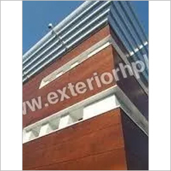 Exterior Wood Cladding Panels