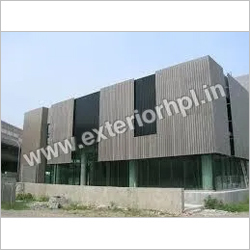 Exterior Cladding Sheets