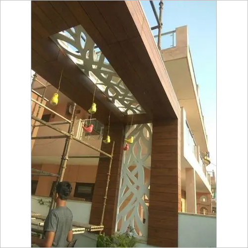 Decorative Exterior Laminate Sheet
