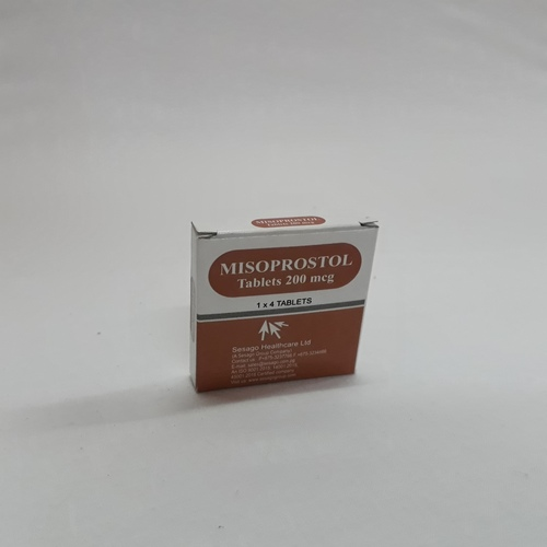 MISOPROSTOL TABLETS IP 200 MG