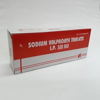 SODIUM VALPROATE GASTRO- RESISTANT TABLETS IP 200 MG