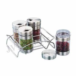 Twister Spice Canisters