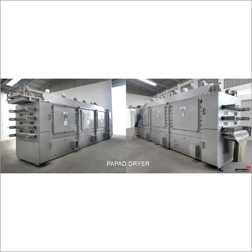 Papad Drying Plant