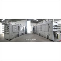 Papad Drying Plant