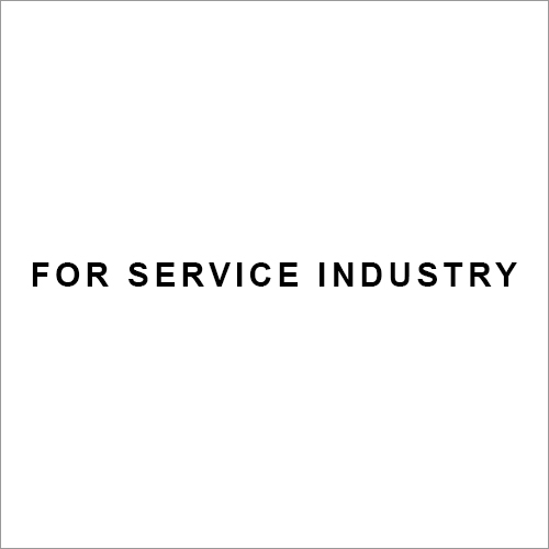 For Service Industry