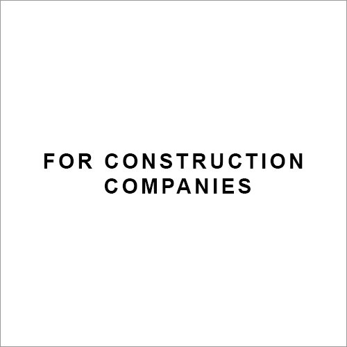 For Construction Companies