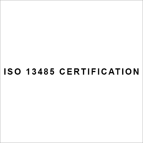 ISO 13485 Certification - ISO 13485 Certification Exporter, Service ...