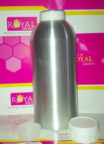 Aluminium Indoxa Shape Bottle