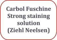 Carbol Fuschine Strong staining solution (Ziehl Neelsen)