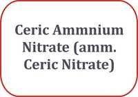 Ceric Ammnium Nitrate (amm. Ceric Nitrate)