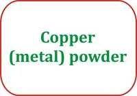 Copper (metal) powder