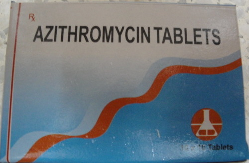 Azithromycin Tablets IP 1 gm