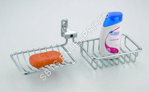Soap & Bottle Holder