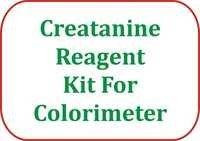 Creatanine Reagent Kit For Colorimeter
