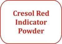 Cresol Red Indicator Powder