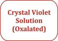 Crystal Violet Solution (Oxalated)