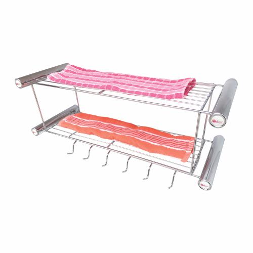Triple Towel Rack