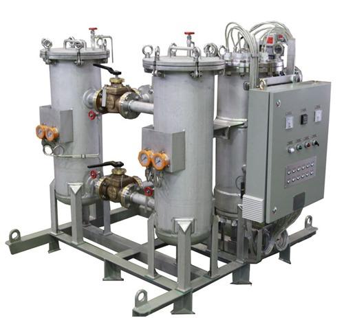 UV Water Sterilization System