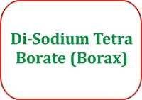 Di-Sodium Tetra Borate (Borax)