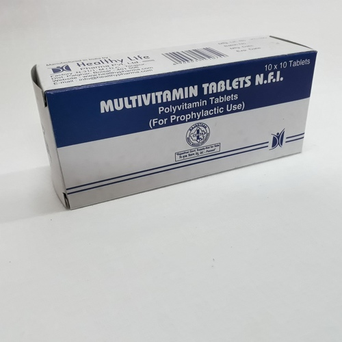 Multivitamin Tablets NFI