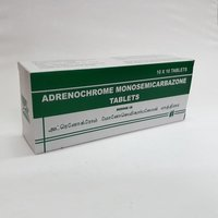 RUDREN CK Adrenochrome Monosemicarbazone Compound Tablets