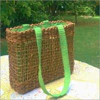 Square Weave Handbag