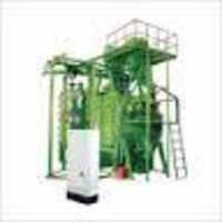 Spinner Hanger Shot Blasting Machine