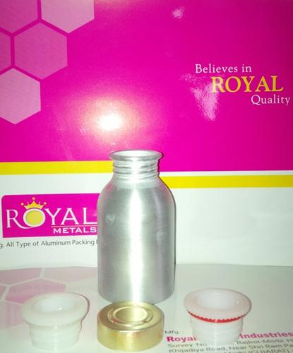 Aluminium Waterproof Pill Bottle