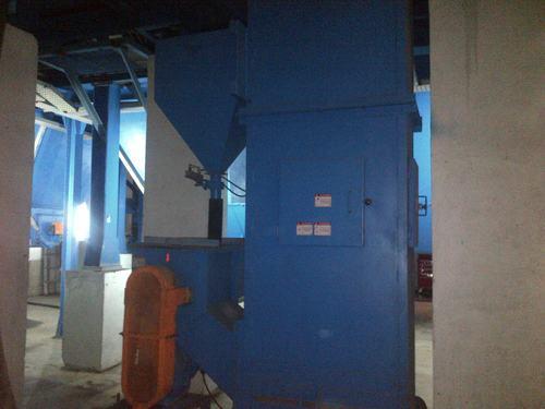Shot Peening Machine