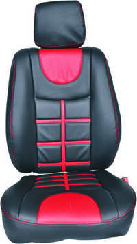Front Bucket PU Leather Car Seat Covers