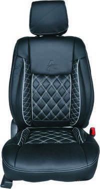 Latest Black Padding Car Seat Cover