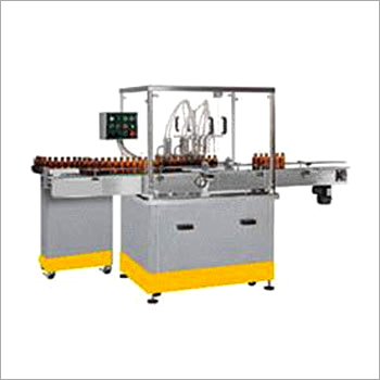 Volumetric Liquid Filling Machines