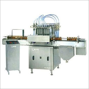 Automatic Liquide Filling Machine
