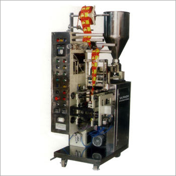 Industrial Pouch Packaging Machines