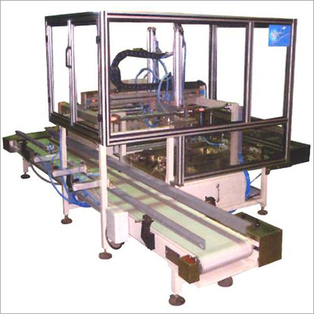 Box Erector Machine