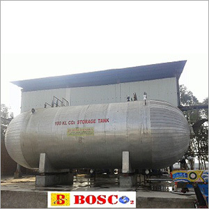 100 KL CO2 Storage Tank