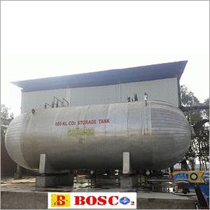 100 KL CO2 Storage Tank