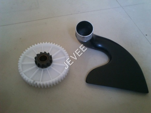Toothed Wheel  52/12 & Suction Nozzle